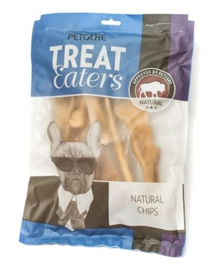 Natural tugg-chips, 250g