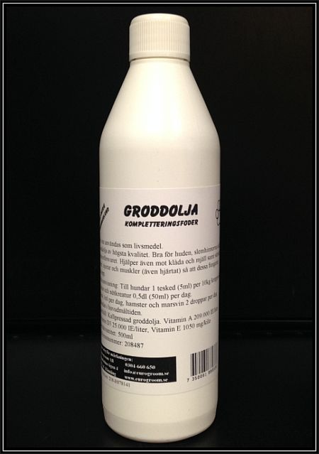 AH Groddolja, 500ml AD&E vitamin
