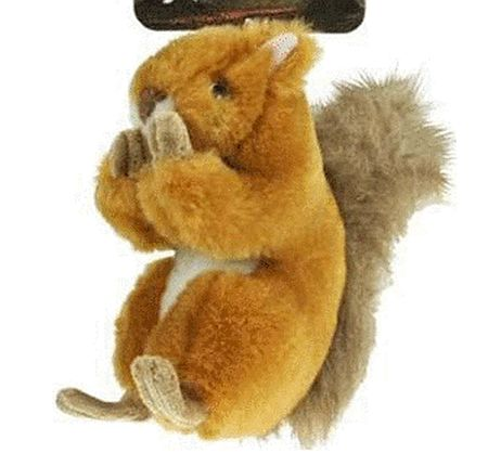 Sammy the Squirrel, 22cm