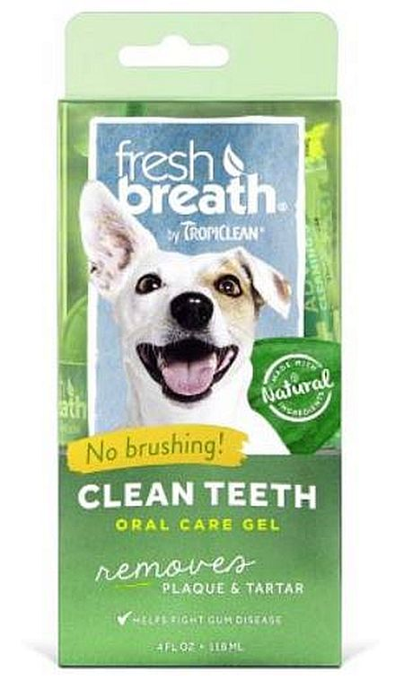 Tropiclean teeth oral care, 118ml