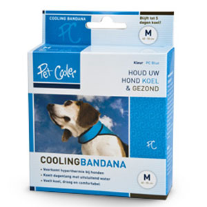 Cooling bandana, medium 41-55cm