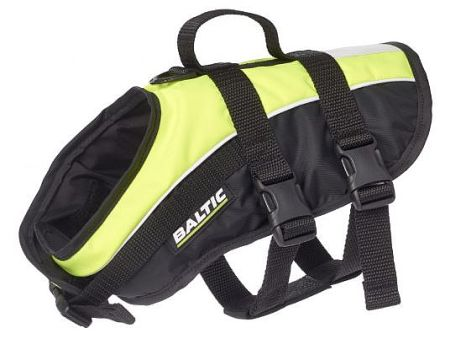 Flytväst BALTIC Maskot Sv/Orange XS 0-3kg