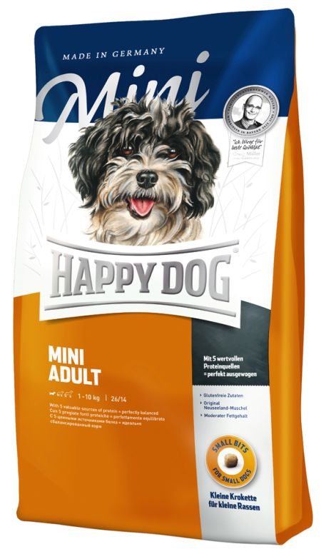 HappyDog Mini Adult, 300g