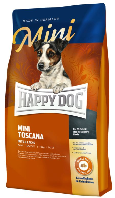 HappyDog Sens. Mini Toscana, 300g
