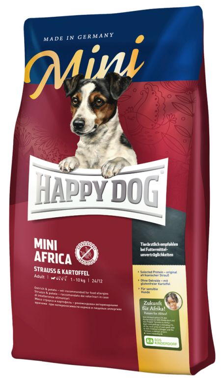 HappyDog Sens. Mini Africa, 300g