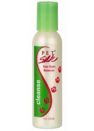 Pet Silk Tear stain remover, 118ml