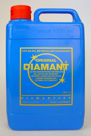 DIAMANTVAX 1000ml