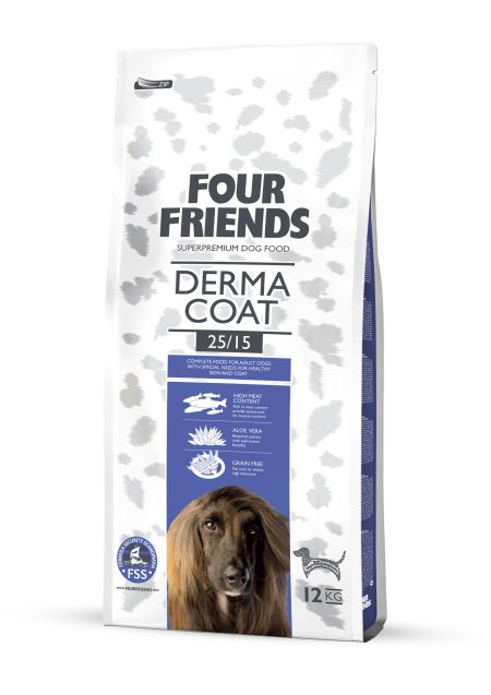 FourFriends Derma Coat, 3kg