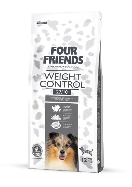 FourFriends Weight control, 3kg