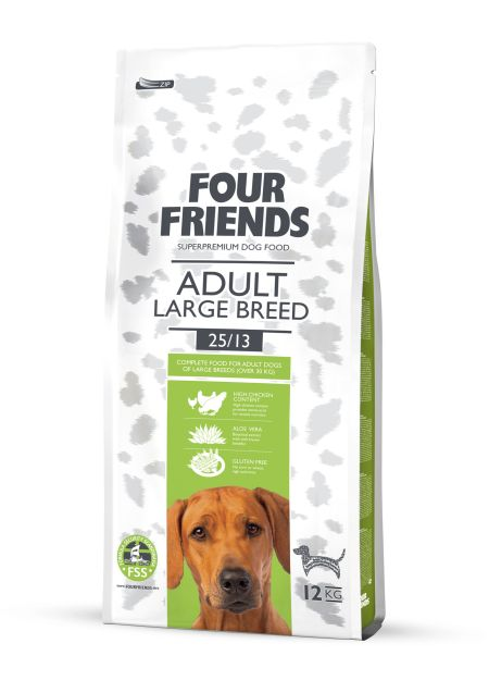FourFriends Large breed, 12kg