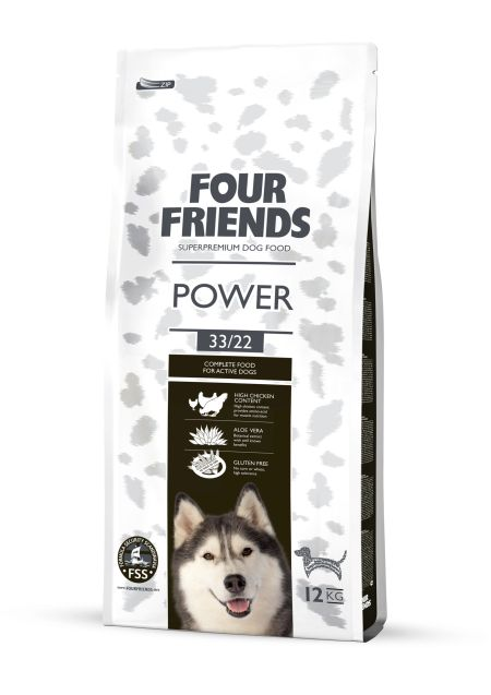 FourFriends Power, 12kg