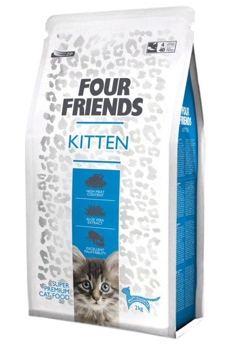 FourFriends Kitten, 0,3kg