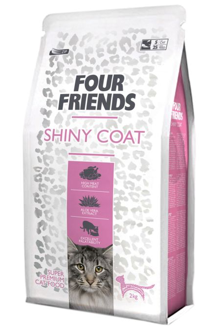 FourFriends Shiny coat, 0,3kg