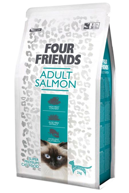 FourFriends Adult Salmon, 2kg
