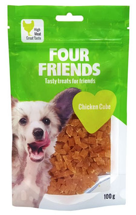 FourFriends Chicken cube, 100g