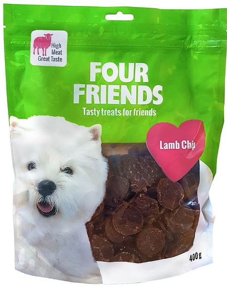 FourFriends Lamb chip, 400g