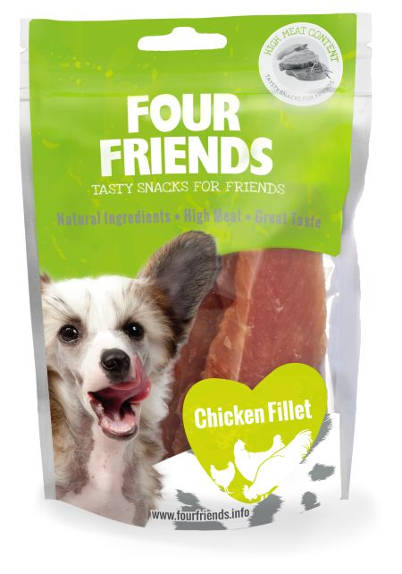 FourFriends Chicken fillet, 400g
