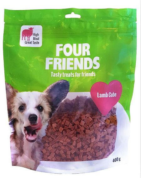 FourFriends Lamb cube, 400g