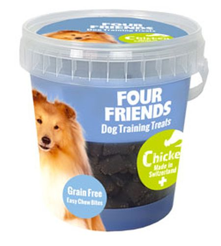 FourFriends Training treats chicken, 400g