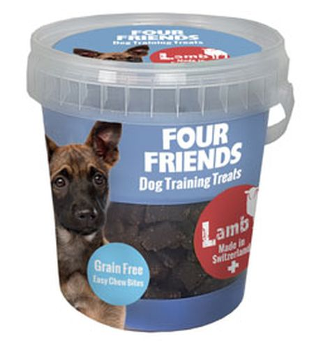 FourFriends Training treats lamb, 400g
