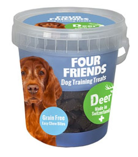 FourFriends Training treats Deer, 400g