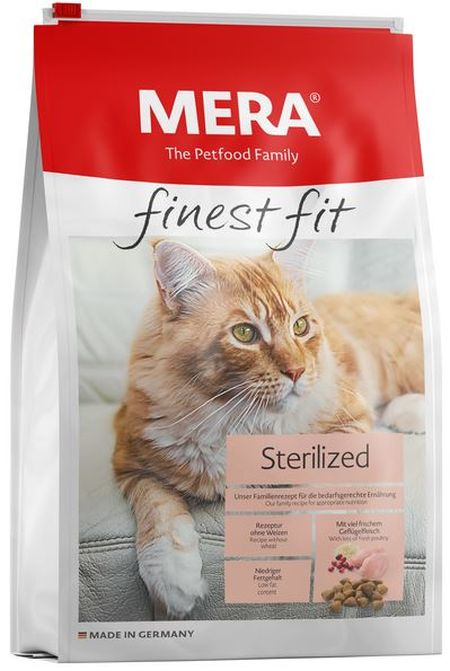 Finest Fit Sterilized, 1,5kg