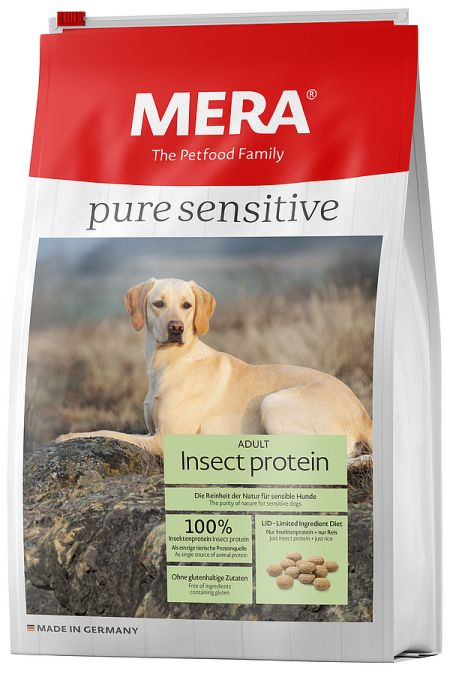 MERA Insect protein, 4kg