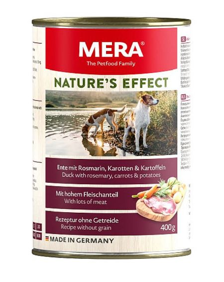 Nature´s Effect våtfoder Anka, 400g