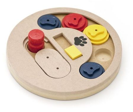 Dog brain training game, 23cm, No 4