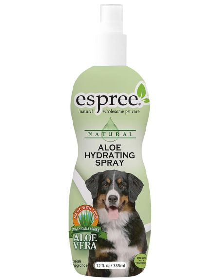 Aloe Hydrating spray 355ml, Espree