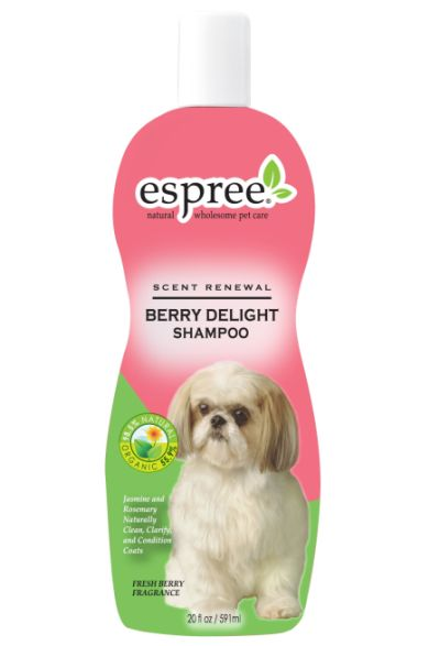 Espree, Berry delight shampo, 355ml