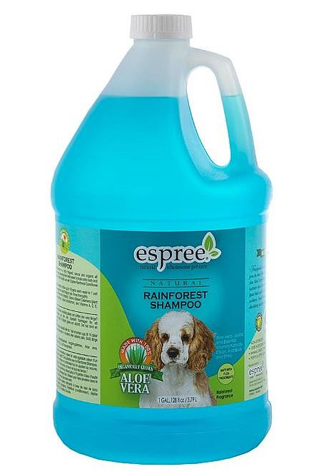 Espree, Rainforest schampo, 3,8 liter