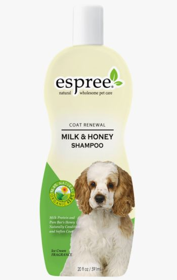 Espree, Milk & Honey schampo, 355ml