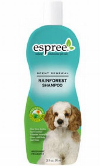 Espree, Rainforest schampo, 355ml