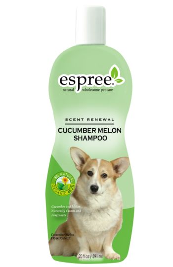 Espree, Cucumber Melon schampo, 355ml