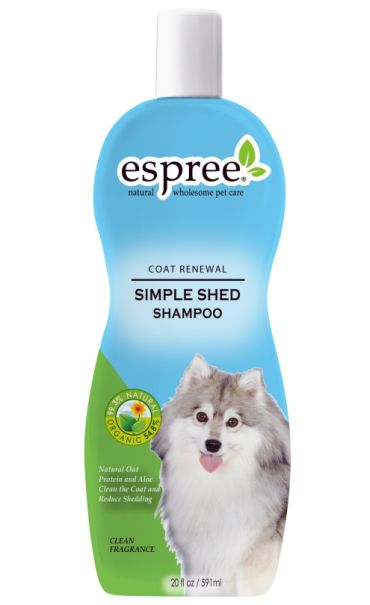 Espree, Simple Shed schampo, 355ml