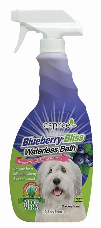 Blueberry Waterless bath, 710ml