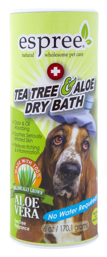 Tea tree Dry bath, 170g