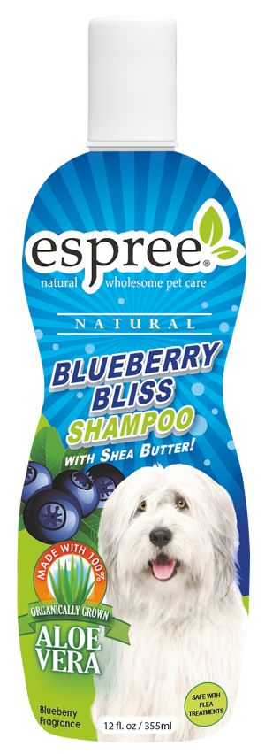 Espree, Blueberry schampo, 355ml