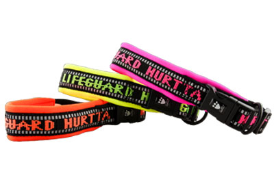 HURTTA Lifeg. Reflexhalsband Orange 55-65cm