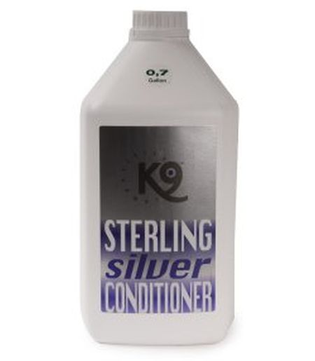 K9 Sterling Silver Coditioner, 2,7l