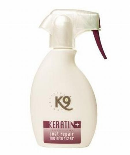 K9 Keratin+ Coat repair moisturizer, 250ml