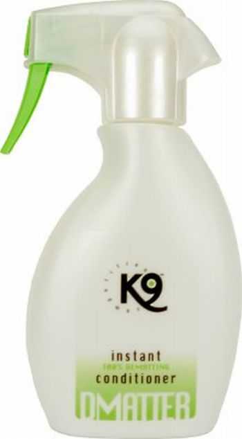K9 DMatter Instant conditioner, 250ml