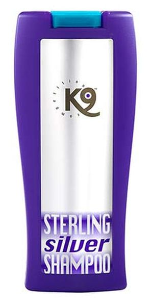 K9 Sterling Silver Schampo, 300ml