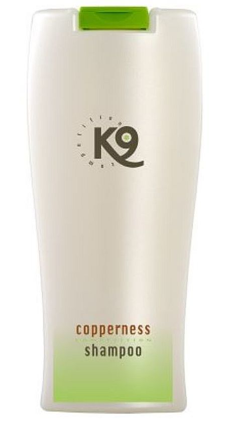 K9 Copperness shampo, 300ml
