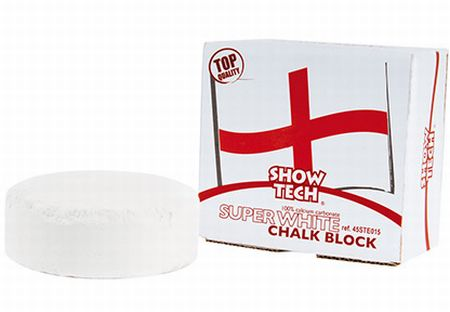 Show Tech English Chalk Block super white