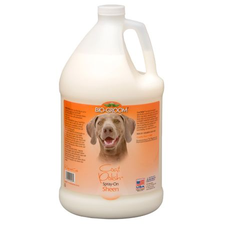 BIO-GROOM COAT POLISH 3,8L