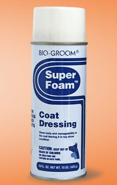 Bio-Groom Super foam, 473ml