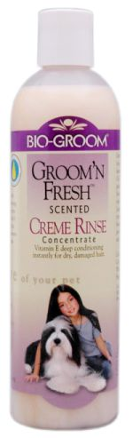 Bio-Groom n Fresh Cream Rinse, 355ml
