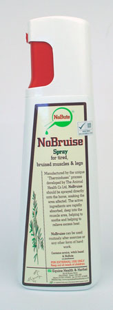 NO BRUISE SPRAY 0,5liter